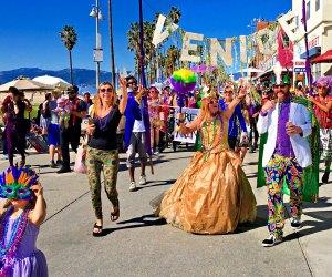Open up your costume closet for Venice Mardi Gras