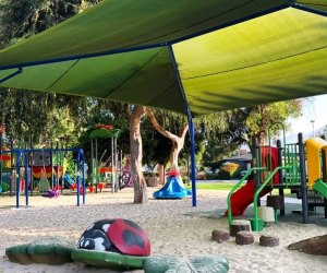 The Best Playgrounds with Shade in Los Angeles: Vickroy Park