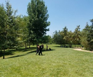 FREE Things Kids Can Do in LA: Play at a park
