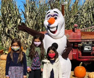 Get dressed up for Halloween at Von Thun Farm's Pumpkin Party. Photo courtesy of the farm