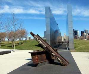 The Empty Sky 9/11 Memorial Liberty State Park