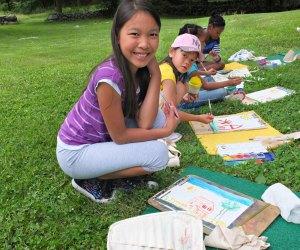 Take Part in Art! Photo courtesy of Weir Farm