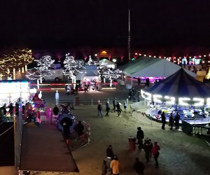 Westchester's Winter Wonderland is on through Saturday, January 4, 2020. Photo courtesy of the event