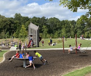 Westside Park will eventually be 280 acres, the largest park in Atlanta, with enough outdoor space for all families of shapes and sizes.