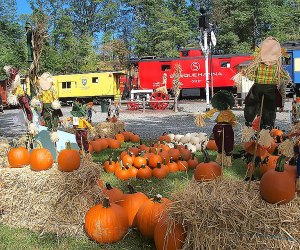 "The Whippany Railway Museum's Pumpkin Festival includes a ride on the ""Pumpkinliner,"" plus other festive fall fun."