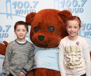 Photo of the Kids' Fair courtesy of 100.7 WHUD