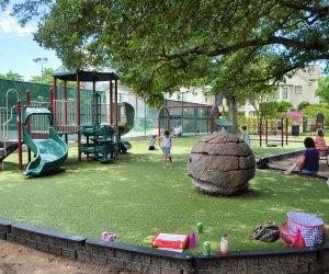 Wier Park in West University