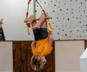 Best Indoor Playgrounds in LA: Wild Child Gym