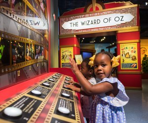 The Please Touch Museum welcomes The Wizard of Oz Educational Exhibit for a limited run through the end of the year. Photo courtesy of Miami Childrens' Museum