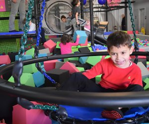 Xtreme Energy, which opened in Englewood, NJ, in fall 2019, offers fun for toddlers to teens.