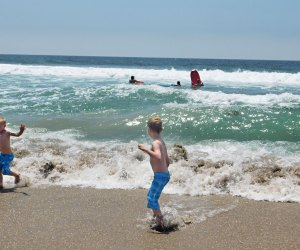 FREE Things Kids Can Do in LA: Hit the beach