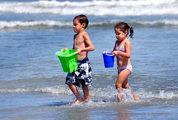 The Wildwoods boasts five miles of beautiful, FREE beaches. Photo courtesy of Wildwoods