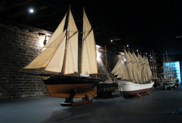 """""""Super Models"""" - a fleet of historic model ships"""