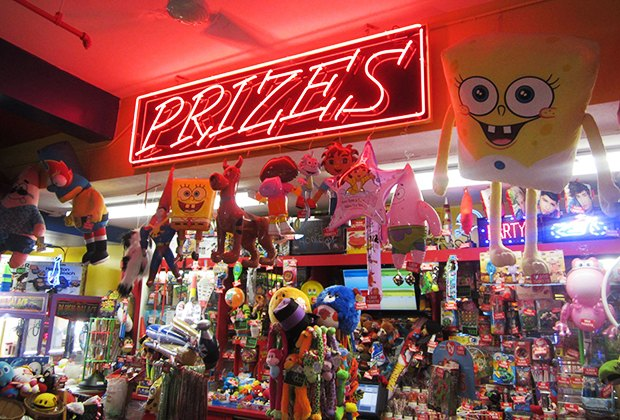 Awesome Arcades for Long Island Kids | MommyPoppins - Things