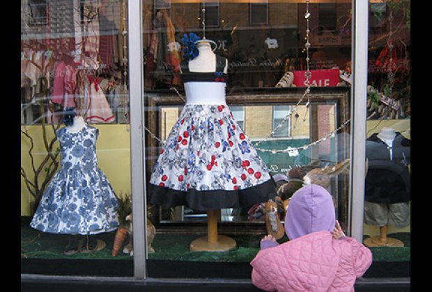 Mini Me kids' clothing boutique