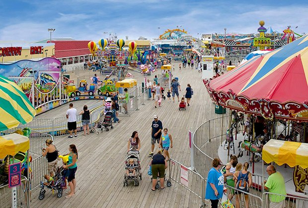 Day Trip To Point Pleasant Beach And Jenkinson S Boardwalk