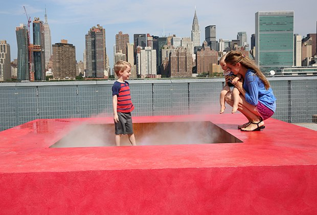 50 Ways To Cool Off In Nyc With Kids This Summer Mommy
