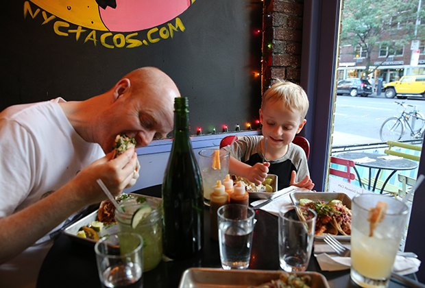 Family Friendly Restaurants Near Nyc S Metropolitan Museum