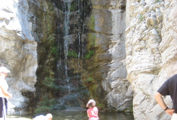 Waterfall Hikes Every LA Family Should Know: Millard Falls