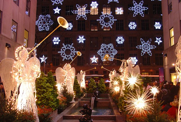 its the most wonderful time of the year and new york city is gearing up for a magical holiday season theres just something about the sheer delight and