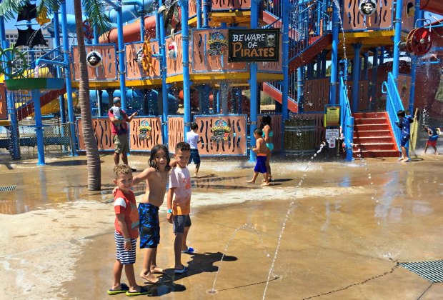 Best Water Parks and Water Slides around LA and Southern