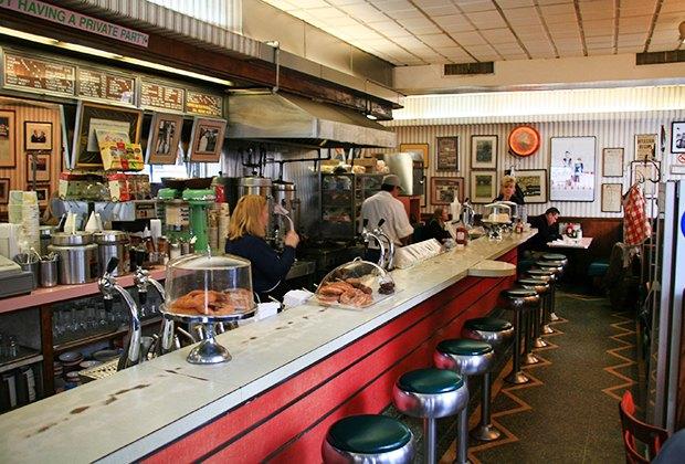 italian restaurants near the metropolitan museum of art