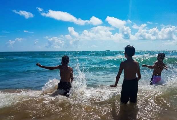Best Texas Beaches For Family Vacations | MommyPoppins