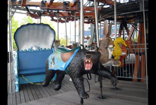 Pier 62 Carousel
