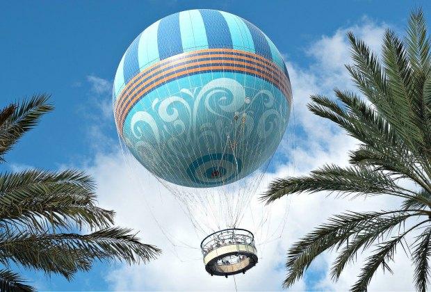 Aerophile Tethered Balloon Flight - Disney Springs