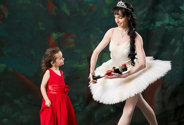 The Nutcracker holiday tradition dances on at performances all over Westchester. Photo courtesy of Ajkun Ballet Theatre