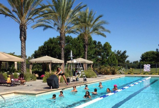 LA's Best Swimming Pools with Play Areas: Aliso Viejo Aquatic Center