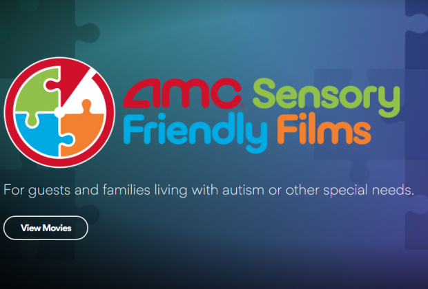 Amc Theatres Sensory Friendly Films Mommypoppins Things