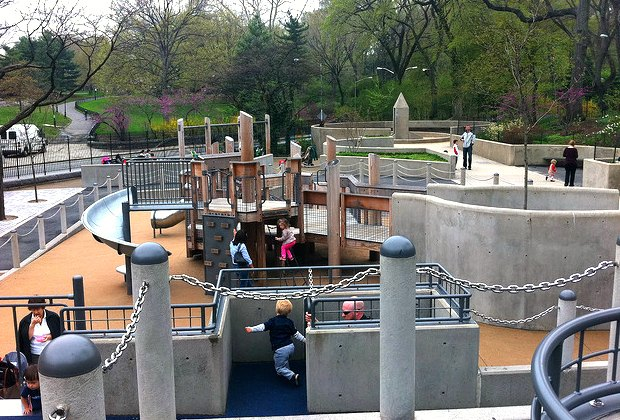 NYC's Best Playgrounds: 18 Parks Worthy of a Subway Schlep