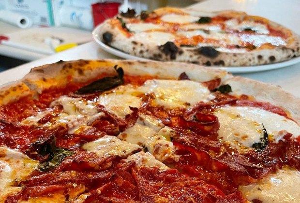 Zero Otto Nove pizza