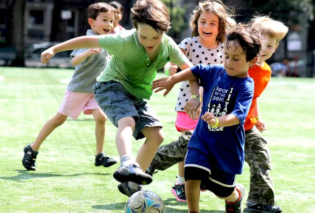 Get in the game at Asphalt Green Spring Break Camp. Learn new skills, the value of teamwork, and the power of play.