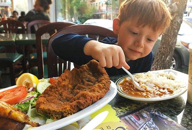 Eat Around The World In Astoria At Kid Friendly Restaurants