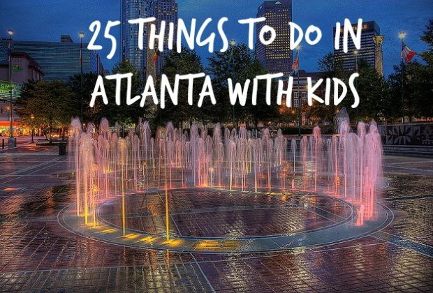Things To Do In Atlanta With Kids This Weekend