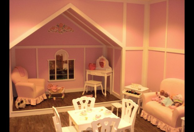 Kids Adventures, the kids club, has themed play rooms for preschool aged boys and girls.