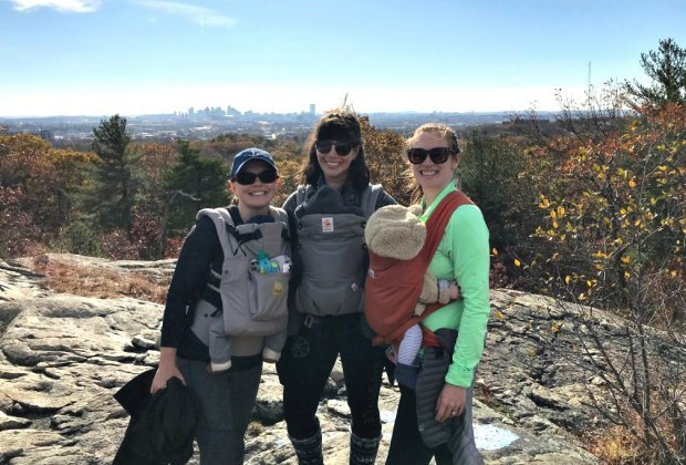 12 Great Places To Hike with Kids around Boston: Hiking with Babies near Boston
