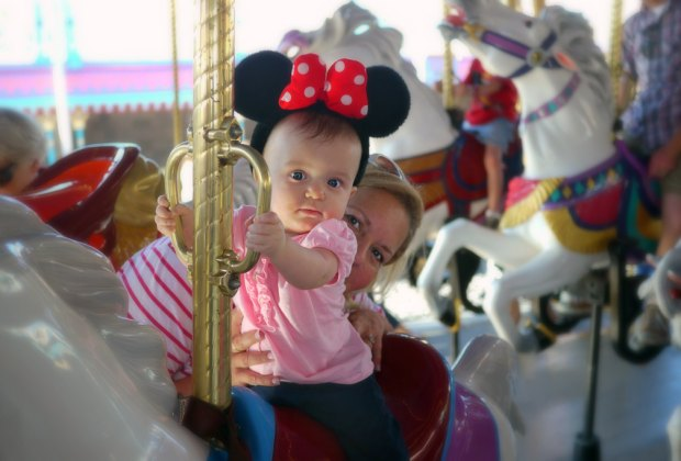 Disneyland with Baby? All You Need Is This Game Plan