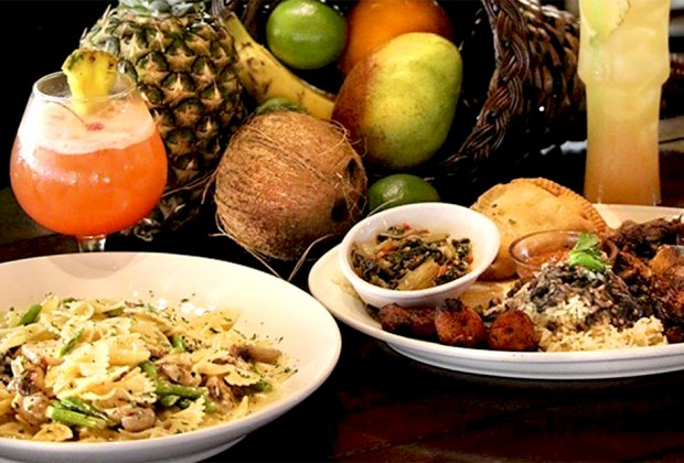 Bahama Breeze Thanksgiving takeout dinner long island