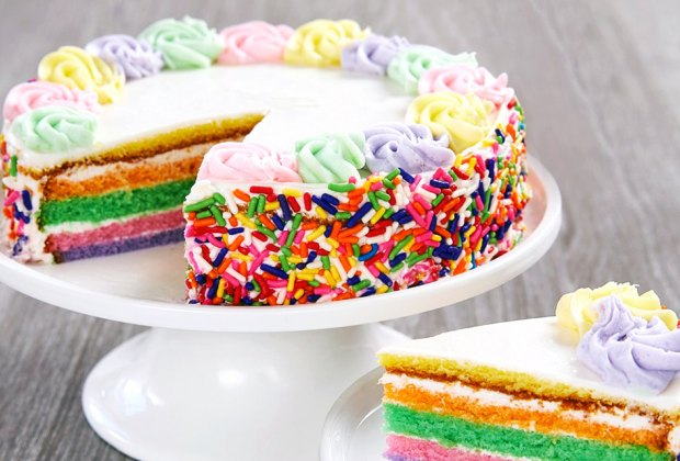 Cake, Cupcake, & Cookie Delivery Services: Bake Me a Wish Birthday Cake