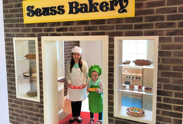 The Seuss Bakery is open for business!