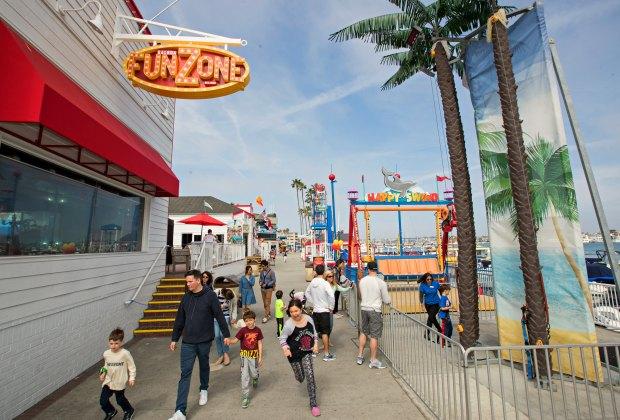 Revitalized Balboa Fun Zone Blends