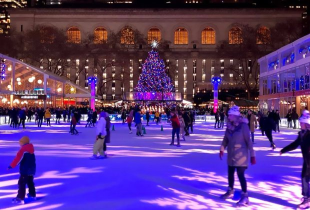 Bryant Park's Winter Village Reopens for Winter 2020 This Weekend