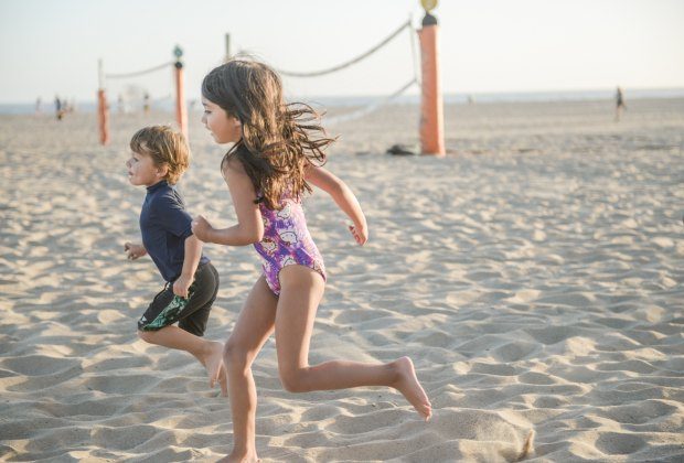 Santa Monica's Annenberg Beach House has full amenities.