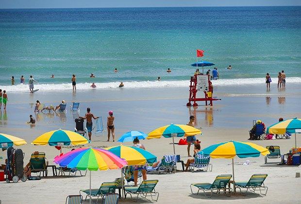 Kids In Daytona Beach Florida