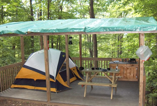12 Great Family Friendly Campgrounds Near NYC | MommyPoppins