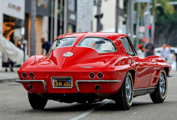 Father's Day in LA: Beverly Hills Car Show