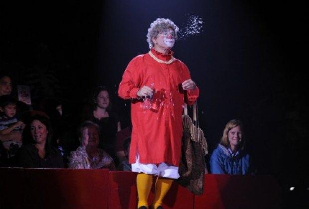Grandma the Clown's swan song
